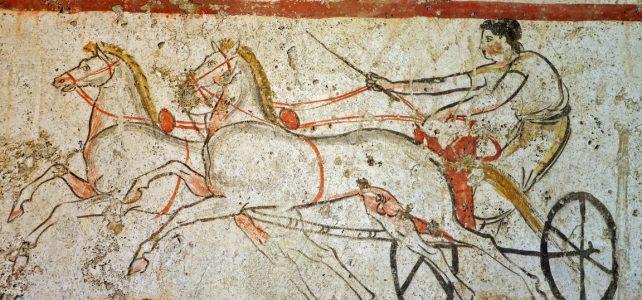 A Közel-Keleten eddig talált legősibb falfreskóit tárták fel