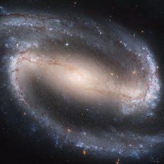 Felfedezték az eddig ismert legrégebbi összeolvadt galaxist