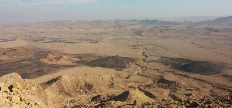 Az eddig véltnél jóval idősebb a Negev-sivatagi víztározó kora