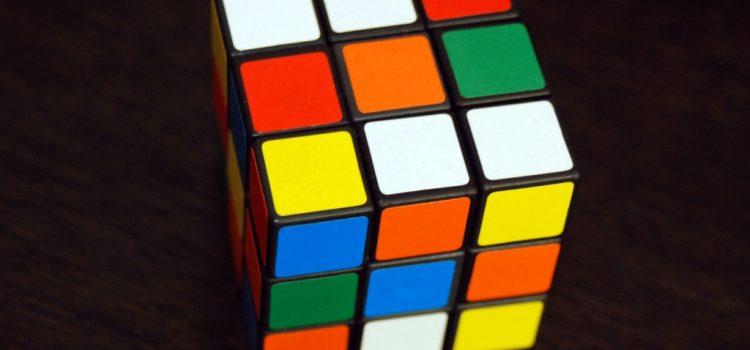 Rubik-kockát készítettek polimerekből vegyészek adattárolás céljából