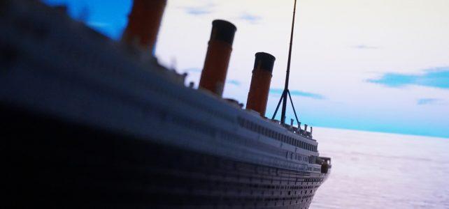 Jelentősen romlott a Csendes-óceán mélyén nyugvó Titanic állapota