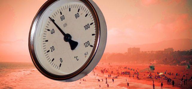 Az előre jelzettnél gyorsabban melegszik Európa
