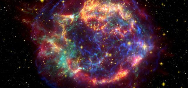 Először észleltek kozmikus óriásrobbanásokat földi gammasugár-teleszkópokkal