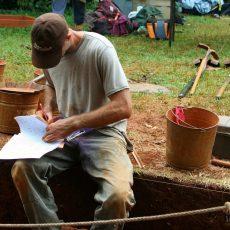 Jelentős gepida temetőrészletet tárták fel Tiszaug határában