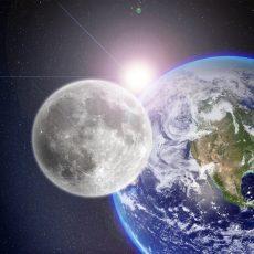 Mégsem azonos a Föld és Hold oxigénizotópjainak összetétele
