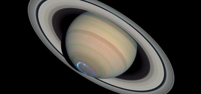 Megfejtették, mitől olyan forró a Szaturnusz légköre